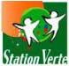 Logo Station Verte - Aumont-Aubrac, Lozère