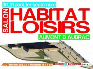 affiche-habitat-Loisir-Aumont-Aubrac